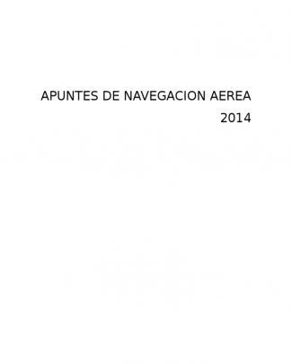 Clase 2 - 3 Navegacion Aerea