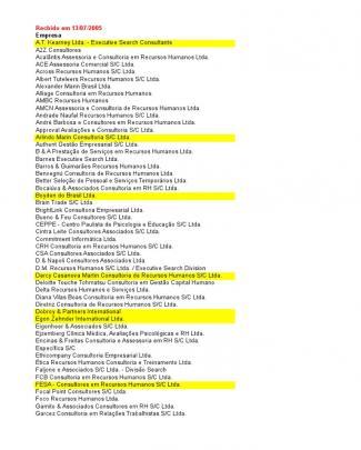 Lista De Headhunters.xls
