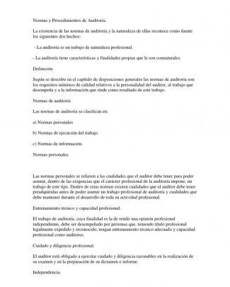 Boletin 1020 Normas Y Procedimientos De Auditoría
