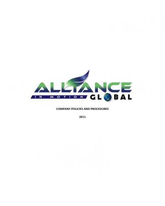 Alliance-in-motion-global-company-policies