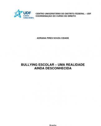 Mono Bullying Adriana