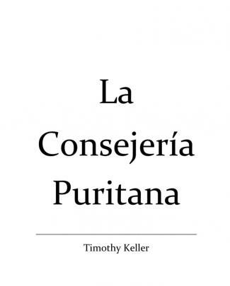 Consejería Puritana